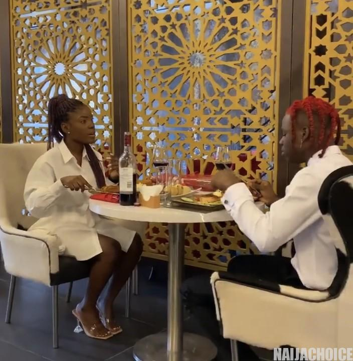 """My Baby Is Here"" – Rema Excited After Going  On A Date With A Female Fan"