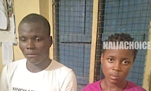 17-Year-Old Girl Connives With Boyfriend To Fake Her Kidnap For N500k Ransom (Photo)