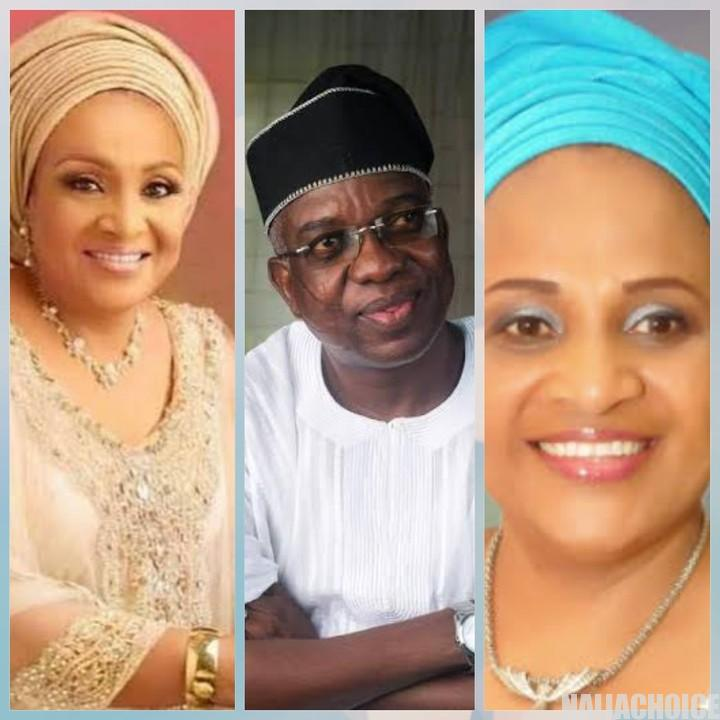 Ajimobi's Wife & Oyo Deputy Governor In Open Exchange Of Words (Video)