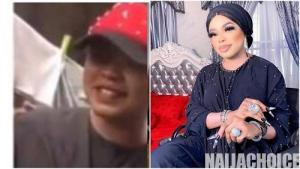 Bobrisky Reveals Why He Dressed Like A Man To His Father's Birthday Party