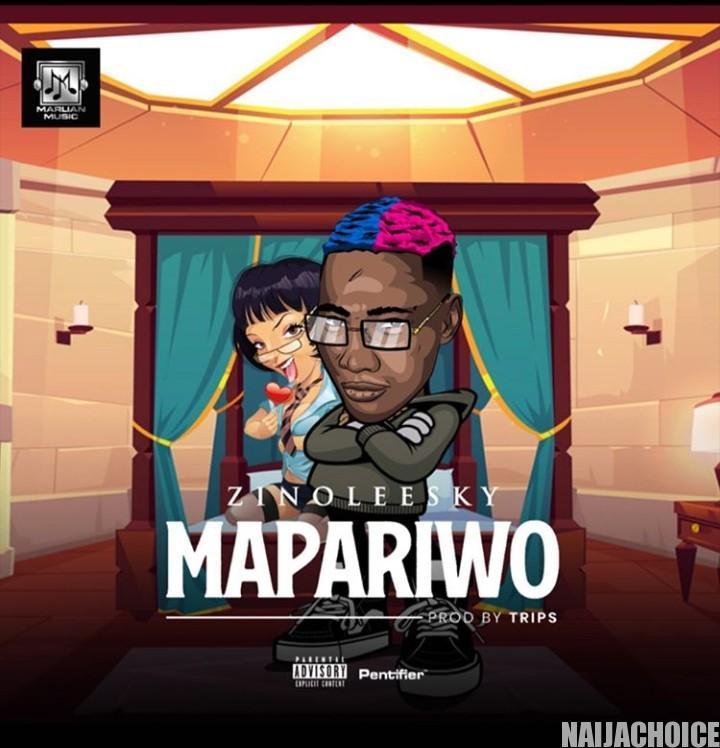 DOWNLOAD MP3:  					Zinoleesky – Mapariwo