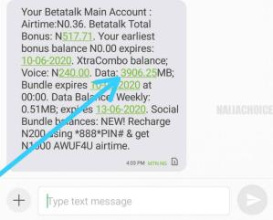 How To Get Free 4gb Or 2gb Data With ₦100 On Mtn