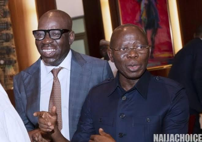Oshiomhole Once Wanted Building Named After Obaseki For 'Selfless Service'