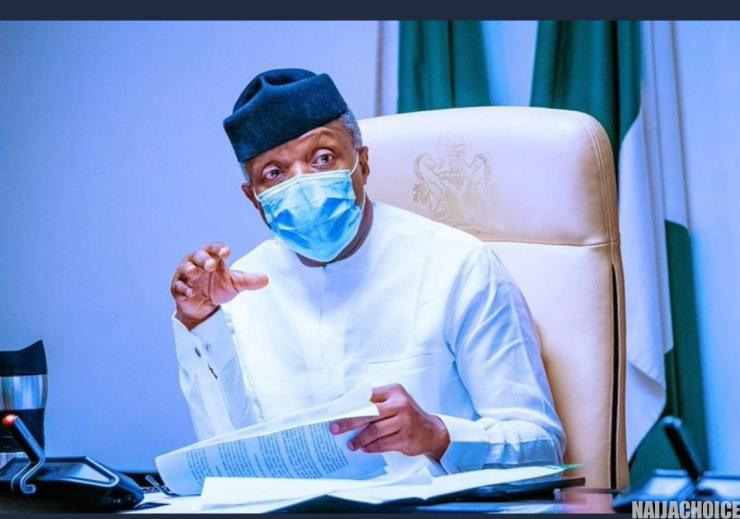 Osinbajo To Monitor Implementation Of ₦2.3 Trillion Stimulus Package