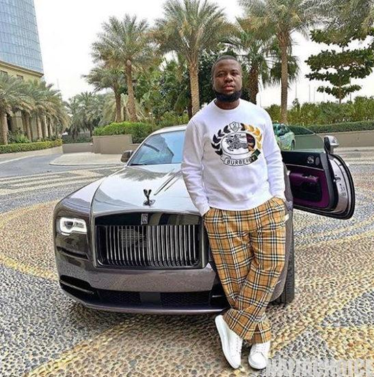 Ray Hushpuppi gains over 200k new followers on IG since his arrest