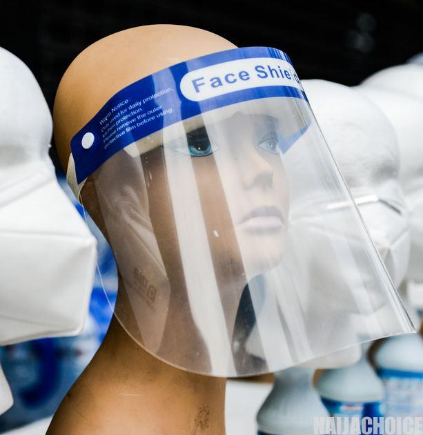 There Is No Evidence That Face Shield Protects One From  Coronavirus – NCDC Warns