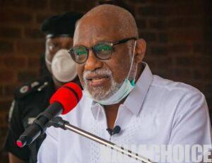 Governor Akeredolu Tells Herdsmen To Vacate Forest Reserves In Ondo State In 7 Days