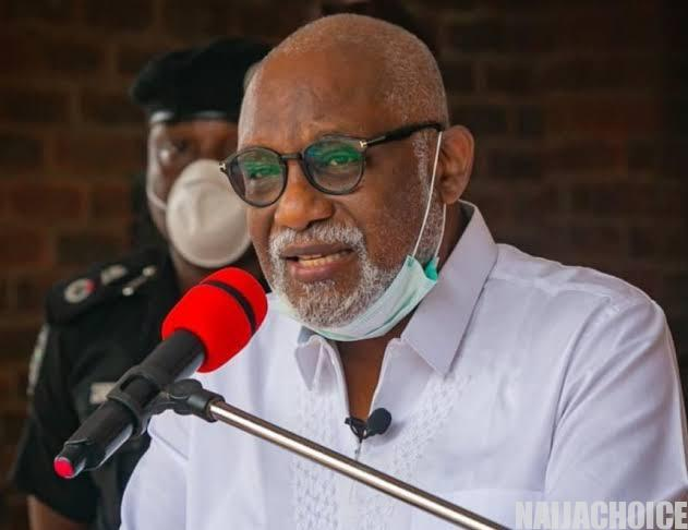 4 Lawmakers In Video Where Akeredolu Sneezed Refuse COVID-19 Test, Despite Being Ill