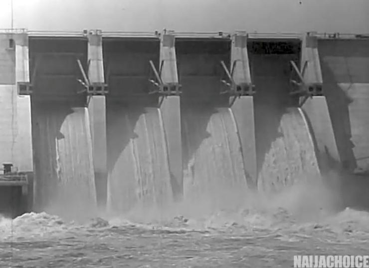 Before & After: The Kainji Dam In Pictures