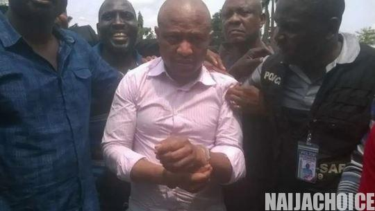 Billionaire kidnapper: Evans Is Now Broke And Can't Pay Legal Fees