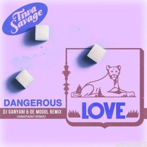 DOWNLOAD MP3: Tiwa Savage – Dangerous Love ( Amapiano Remix )