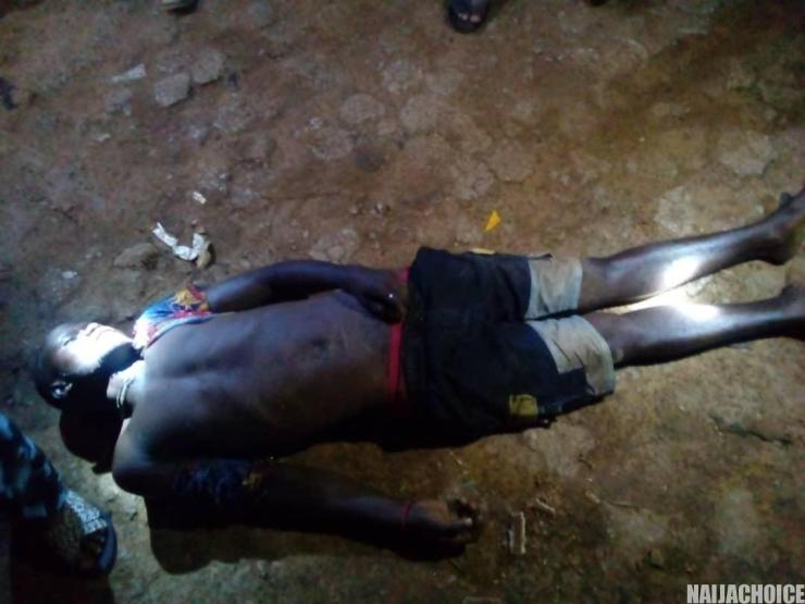 DSS Operatives Accused Of Killing A Teenager  Who Tried To Rescue A Drunk (Graphic)