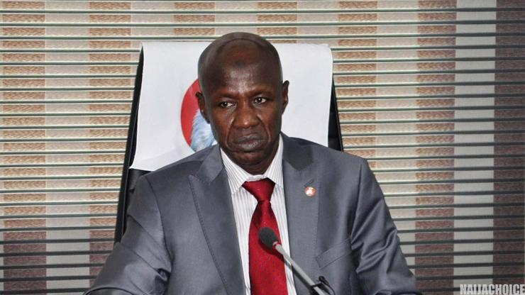 EFCC Issues Statement On Magu's Reported Arrest