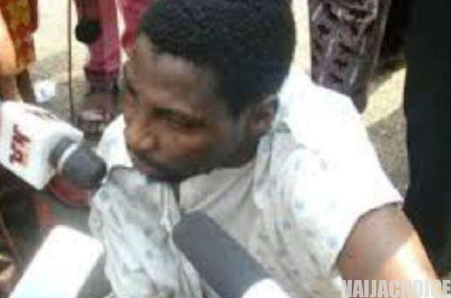 Face Of 'One Milion Boys' Gang Leader, Ebila Killed Yesterday And How He Died In Ibadan (Photo)