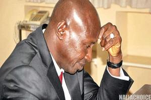 Magu Moves His Personal Belongings Out Of Official Residence