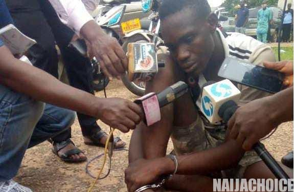 Man Punches His Girlfriend To Death In Oyo For Denying Him Sex (Photos)