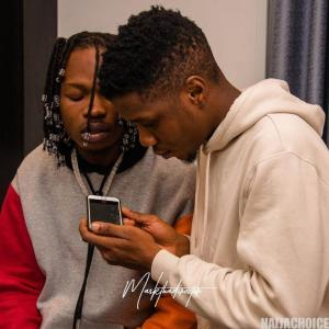 Naira Marley signs EMO Grae to Marlian Music