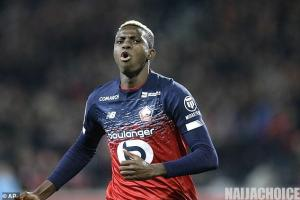Napoli Beat Arsenal And Chelsea To Signing Of Osimhen From Lille In £74m Deal
