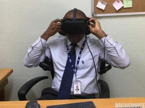 Nigerian Researcher Wins N90M Grant For Virtual Reality Project