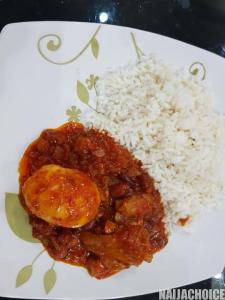STeps On How To Make Kidney Beans Sauce (Pictures, Video)