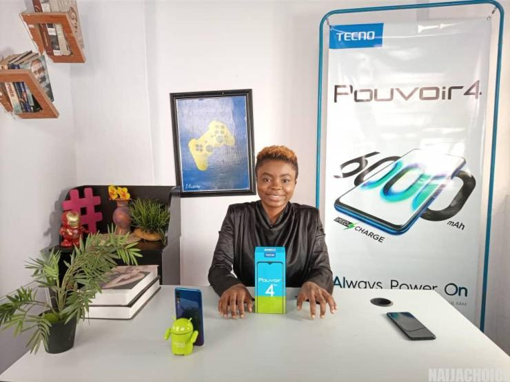Tecno Pouvoir 4 Specifications And Price