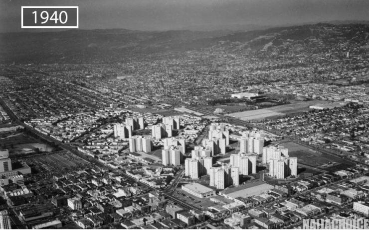 Then And Now Photos Of Famous Cities Showing How Much They've Changed