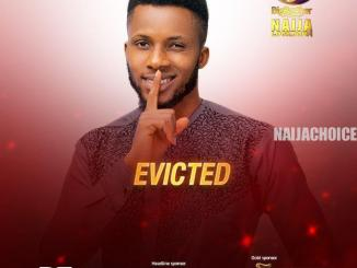 Brighto Evicted From Big Brother House . See How Viewers Voted