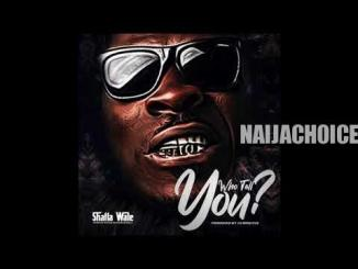 DOWNLOAD MP3: Shatta Wale – Who Tell You?