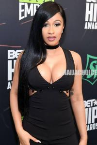 I Will Have A Mental Problem If Trump Wins Again - Cardi B (Video)