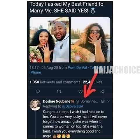 Lady's Sex Life 'Exposed' In A Congratulatory Message On Her Engagement (Photos)