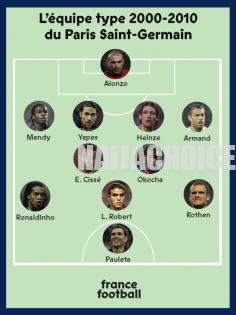 Legendary Nigerian Midfielder, Austin Okocha Make PSG's Team Of The Decade List