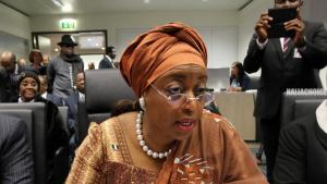 """Yahoo Boys Have Become Role Models"" - Ex Minister, Diezani Laments (Video)"