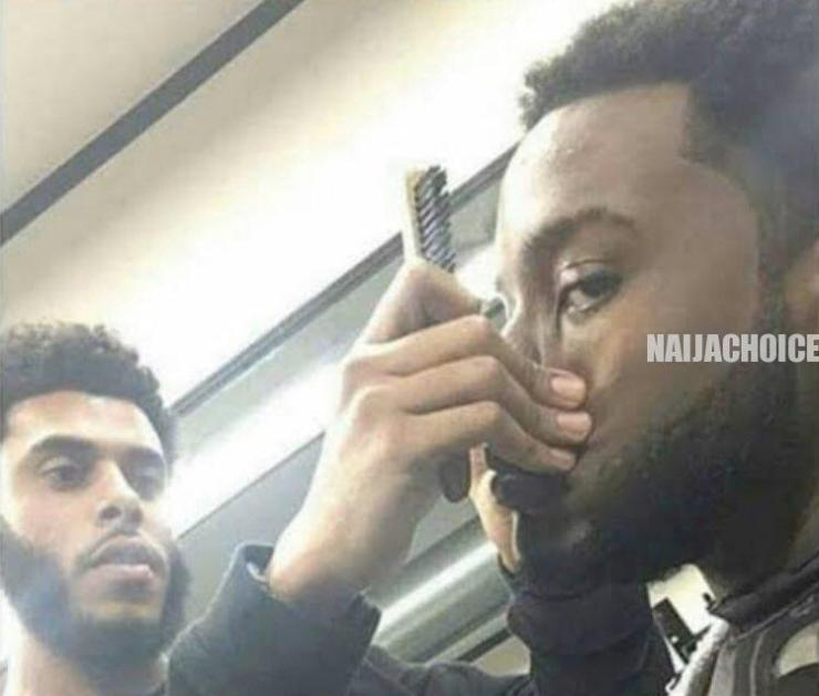 10 Different Types Of Nigerian Barbers (Photos)