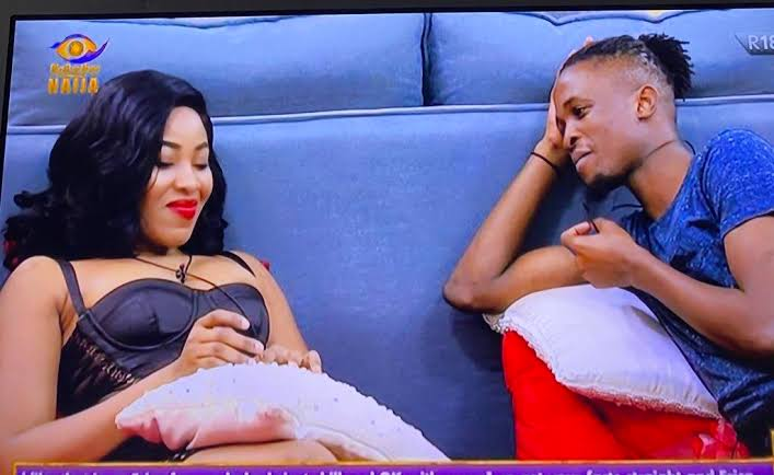 BBNaija: Erica Says She Is Happy Laycon Won And They Can Still Be Friends