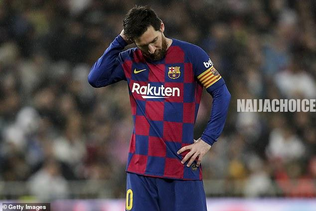 BREAKING! Messi Confirms He Will Stay At Barcelona