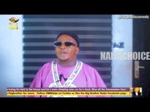 DOWNLOAD COMEDY VIDEO: Broda Solomon – End Of Big Brother Naija