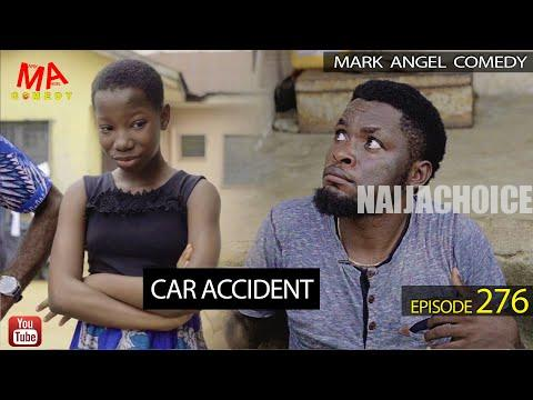 DOWNLOAD COMEDY VIDEO: Mark Angel Comedy – Car Accident