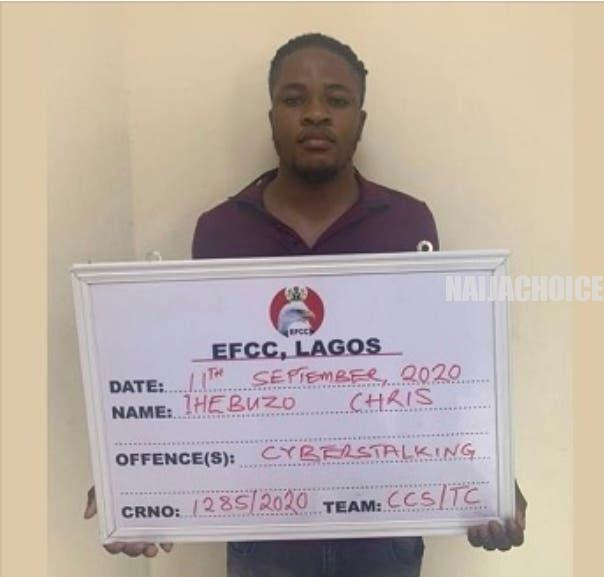EFCC Arrests Man Who Bragged About Hacking Access Bank Accounts (Photo)