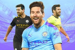 Messi Has Reached A Final Agreement With City Football Group, To Join Man City