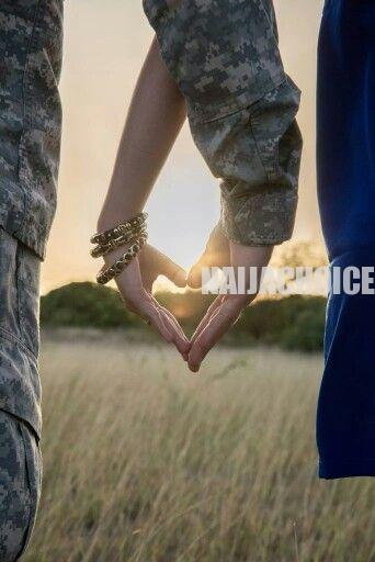 My Experience: Dating A Military Personnel