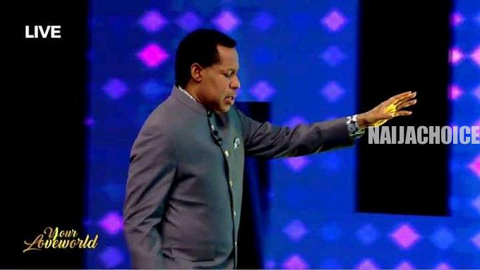 Pastor Chris Oyakhilome Reveals When