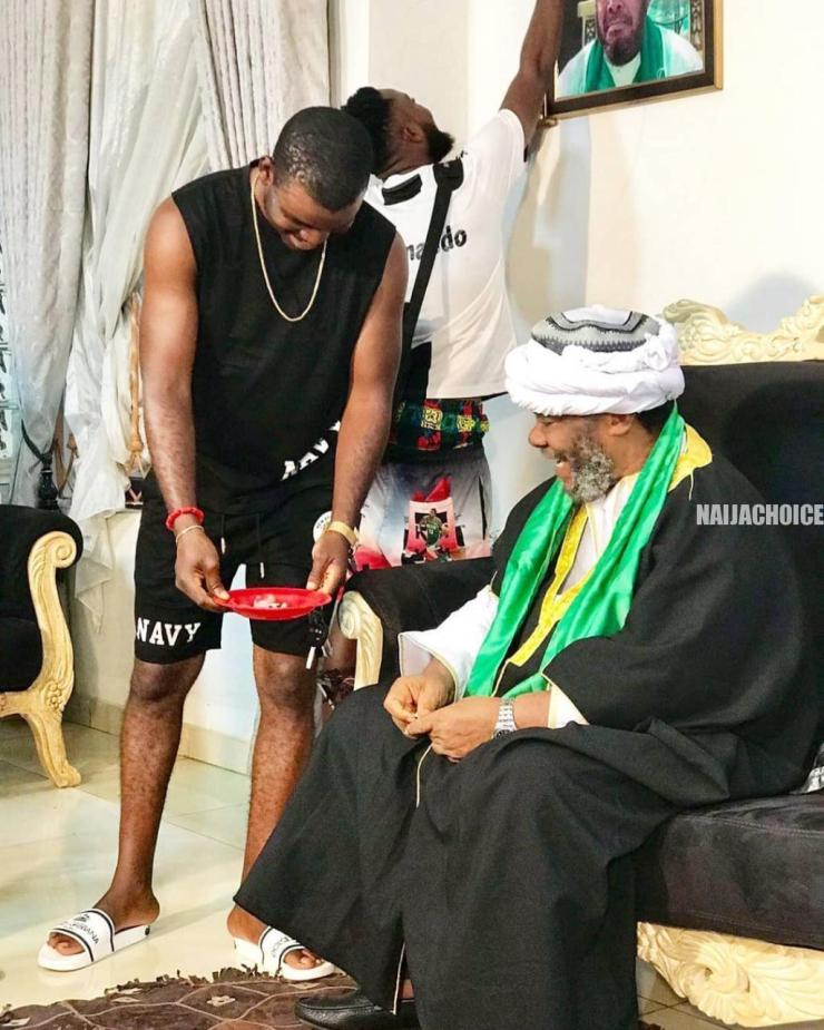 Pete Edochie Alleges Threat To Life Over Movie Portraying Shiites As Terrorists (photos)