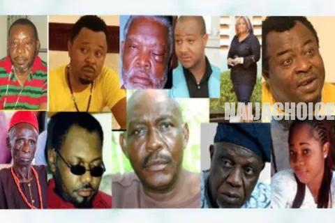 Photos Of 18 Nollywood Celebrities That Have Died