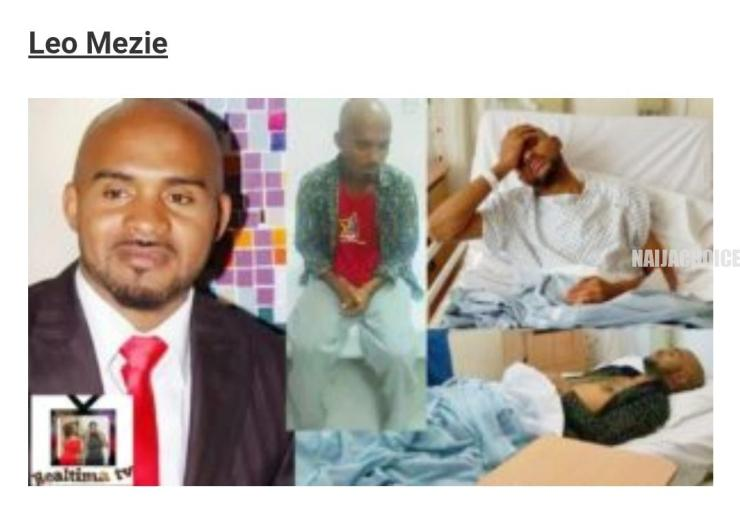 Photos Of 8 Nollywood Actors Down With Sicknesses