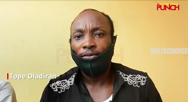 'Why I Cooked Food & Ate In My Victim's Kitchen  During Robbery' - Lagos Thief (Video)