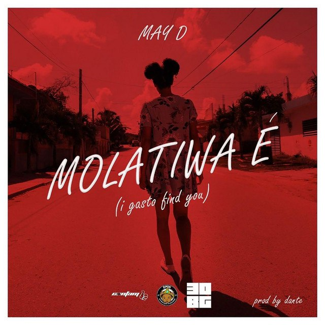 DOWNLOAD MP3: May D – Molatiwa E