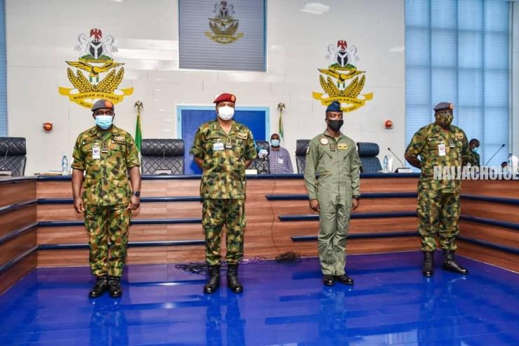 Fight Against Insurgency: NAF Wings Another Combat Helicopter Pilot (Photos)