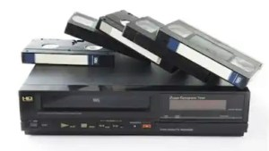 Can You Still Remember Movies You Watched With This? (Pictured)
