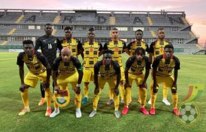 Ghana drops from top 50 in latest FIFA ranking
