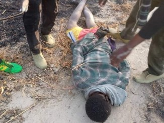 Graphic Photos Of The Rice Farmers Beheaded By Boko Haram In Borno